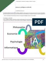 Principes généraux et définitions en intelligence artificielle- ClinicalKey