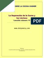 13- LECCION  13