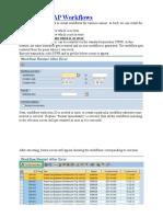 Restarting SAP Workflows