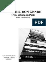 Tribu Parisina BCBG