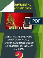 EL LLAMADO ESPECIAL DE DIOS