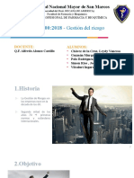 Grupo1–Subgrupo6-Seminario 8 -   ISO 31000
