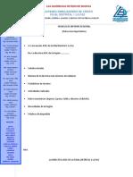 MODELO DE INFORME REGIONAL