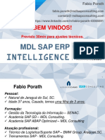 Mdl Sap Erp Intelligence 2018
