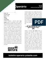 Boletim Operário 633