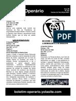 Boletim Operário 635