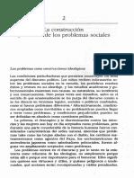 La construccion y los usos de los problemas sociales  - Murray Edelman.pdf