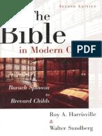 The Bible in Modern Culture (R.A. Harrisville & W. Sundberg).pdf