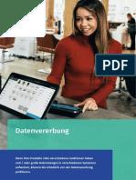 Datenvererbung mit Perfion PIM
