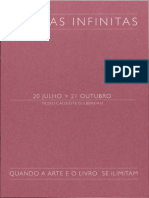 Museu Calouste Gulbenkian - Tarefas Infinitas