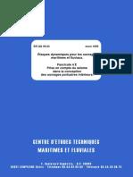 ER_QG_95_03-fascicule n°2-prise en compte du séisme dans la conception d'ouvrages portuaires intérieurs