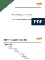 Tax Assessment Hearing Presentation