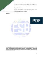 artigo sobre educação inclusiva AEE e sala recursos