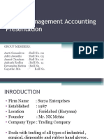 Cost & Management Accounting Presentation1