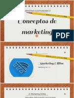 Clase 3 - Conceptos básicos de marketing