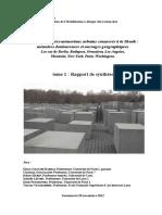 Volume Parcours Scientifique de LHDR