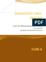 curs6 diagnostic oro-dentar