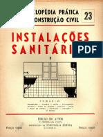 Instalacoes Sanitarias Fasc-23