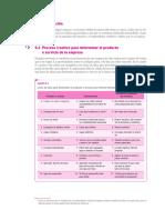 1.3, 1.4 y 1.5 Determinar el producto o servicio de la organización (El Emprendedor de Éxito - Alcaraz - 4a ed)
