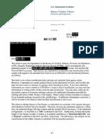 ATF Pistol Brace Document Dump