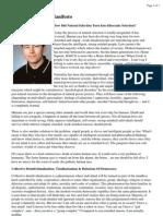 Manifesto of Pekka-Eric Auvinen