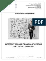 Assessment - FNSINC602