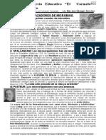 biología 3er año - 3er y 4to bimestre 2006