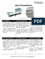 GCE Guide d'installation