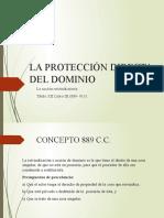 ACCION REIVINDICATORIA (2)