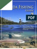 2011 Nevada Fishing Guide