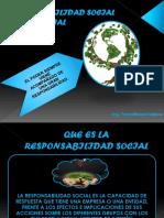 responsabikidad social y empresarial