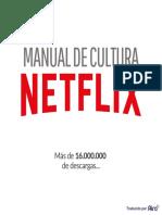 Manual de Cultura de Netflix