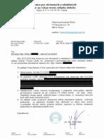 2020_12_18_Odpoveď Nemocnice TN Pre Okresnú Prokuratúru Prešov
