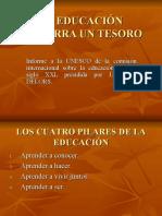 LOS 4 PILARES DE LA EDUCACION