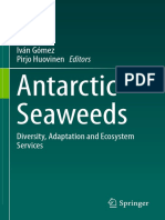 Antarctic Seaweeds Diversity, Adaptation and Ecosystem Services