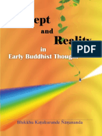 Concept and Reality in Early Buddhist Thought.pdf