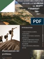 GRUPO 06 - Impacto Ambiental - MINERÍA AURÍFERA