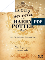 09 - Las Cronicas de Salem - La Guia Secreta de Harry Potter