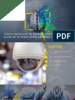 Transformacion digital aplicada en la auditoría interna