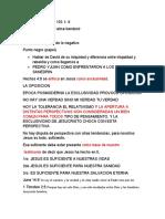 HABLAR DEL LIBRO DE LOS HECHOS