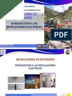 SESIÓN I - Introducción a Instalaciones Eléctricas