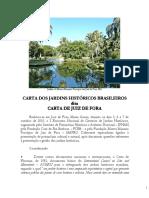 CARTA DOS JARDINS HISTÓRICOS - Juiz de Fora (1)