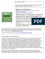 Whats next for masculinity  MASC AND EDUCATION.pdf