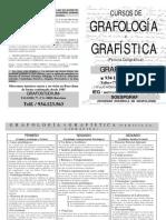 Curso 05-06- Grafología y grafística