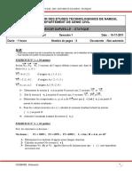 ds-statique-1GC-Iset-Nabeul-2011