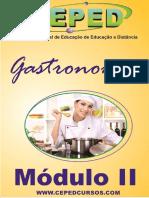 Apostila Módulo II Gastronomia