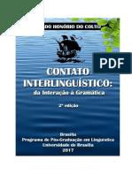 CONTATO INTERLINGUÍSTICO DA INTERAÇÃO A GRAMATICA