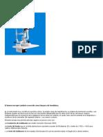 EQUIPOS DIAGNOSTICO OPTICA -Lámpara hendidura - Apuntes de Electromedicina Xavier Pardell