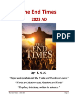 The End Times - 2023 AD