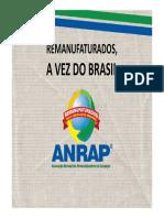 Workshop REMANUFATURADO - A VEZ DO BRASIL